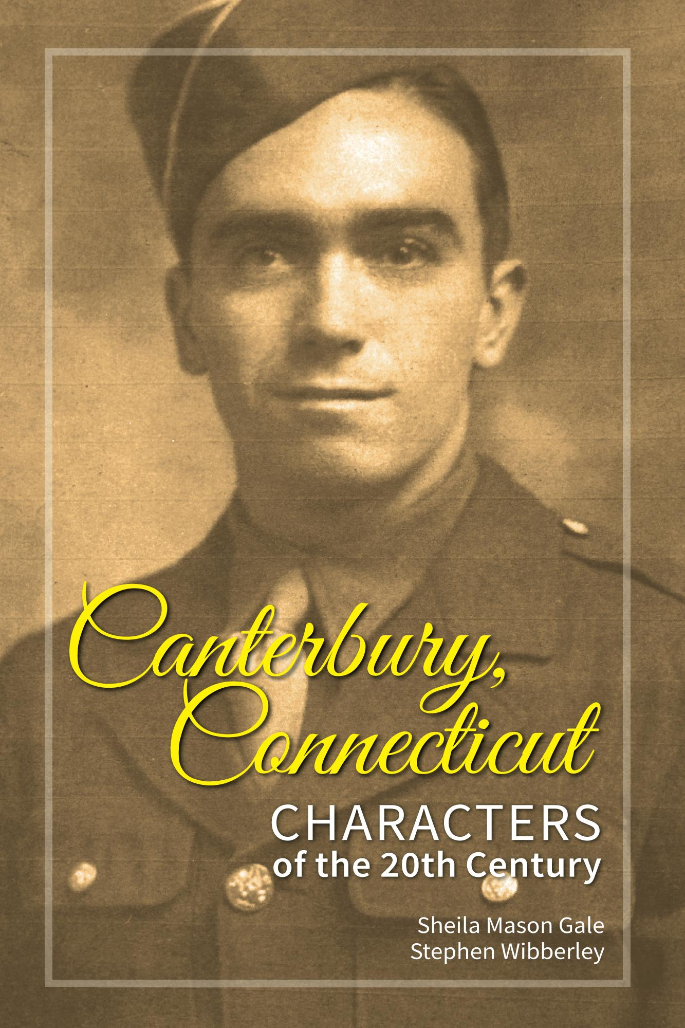 Canterbury CT Characters Cover